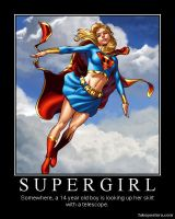 Supergirl Poster by kilnorc