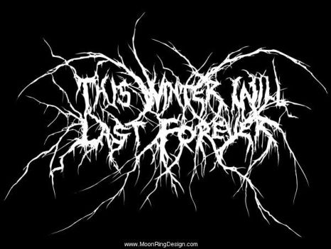 This-winter-will-last-forever-black-metal-label-lo by MOONRINGDESIGN