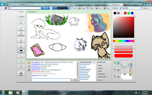 iscribble madness 3 by breebree223
