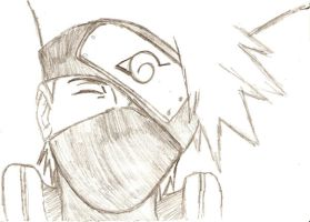 Kakashi :D by Sorceress2000