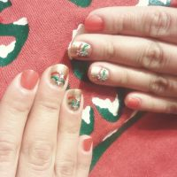 HOLIDAY NAILS #1 by ac2377