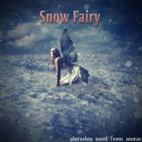 Snow Fairy by SouravLovesNature