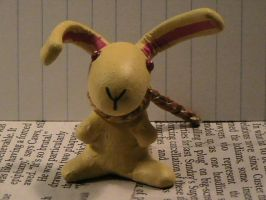 Hung Rabbit from Doubt by Lady-Rooen