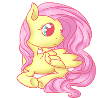 Fluttershy by Otterlore