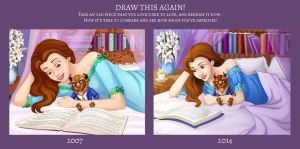Relaxing Morrow / Cozy - Side by Side Comparison by madam-marla