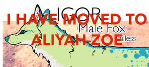MOVED TO ALIYAH ZOE by The-Working-Wulf