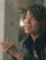 Donghae's Cute Hello Gif by SungminHiroto