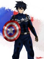 FT.:. Winter Soldier? by D-eliade
