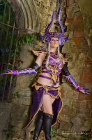 Syndra - By force of will by sumyuna