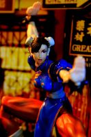 Chun Li - playarts 08 by twohand