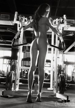 more gym fetish by scottchurch