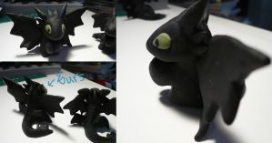 Toothless THE THIRRDDD by ChibiSilverWings