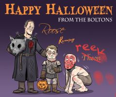 The Dreadfort's Favorite Holiday! -ASoIaF by Azad-Injejikian
