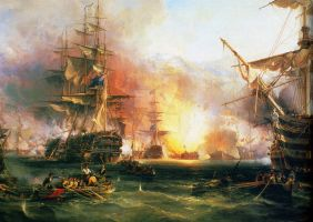 The Bombardment of Algiers by tn987