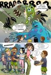 Monsters inc sample pg 1 by lazesummerstone
