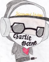 hollywood undead - Charlie Scene by zoe-snowy