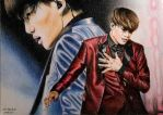 KAI - Colour Pencils by diamondnura