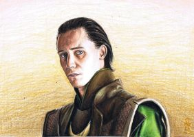 God of Mischief by MyWorld1