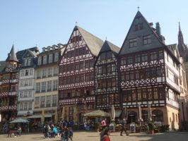 Frankfurt am Main by mencaoreh
