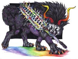 ::WOLFSTUCK::The Grand Highblood by Suenta-DeathGod