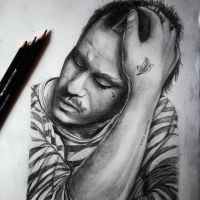 Heath Ledger by TanmayC7