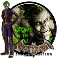 Batman Arkham Asylum by kraytos