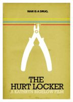 The Hurt Locker by forgedesignworks