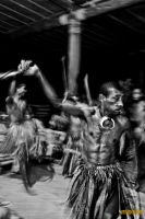 Fijian Tribal Dance by paradigmnix