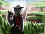 The Sloth - a Hero Arrives by rndmnm