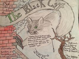 The Black Cat One-Pager by Thunderwolf55