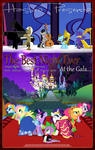 MLP : The Best Night Ever - Movie Poster by pims1978