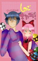 Ikuto Y Amuby:icoone by onechanskawaii