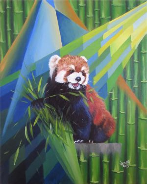 The Red Panda by mincis773