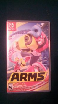 Arms by Xdmario