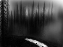 troll forest by IvyI