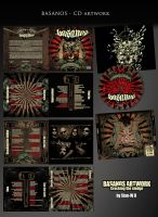 BASANOS - METAL CD Layout by stan-w-d
