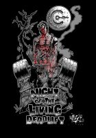 Night of the Living Deadlift by CaziTena