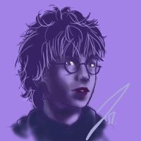 Harry Potter by 4ottomate
