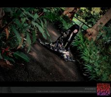 ENMA AI: WAITING by stringedpantomime