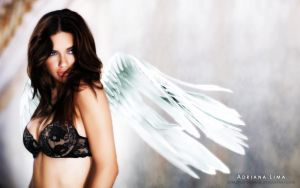 Angel Adriana Lima by alubb77