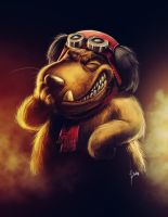 Patan /Muttley by Zeablast