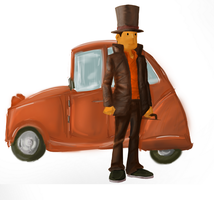 layton and the layton mobile by mowmo-deviant
