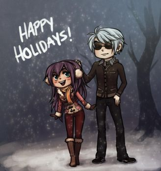 Xmas 2012 [i know this is late] by hchan