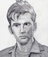 The Tenth Doctor by jediprincess