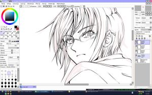 AFF Cover WIP by ryuuen