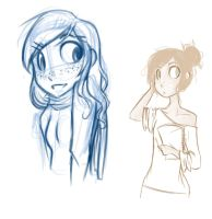 Nelly doodles by lexet