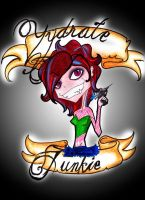 Zydrate Junkie by CaptainSeven