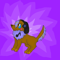 REQUEST: DJ Doxie by StarEevee19