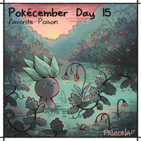 Pokecember Day 15 by Paleona