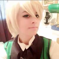 alois cosplay pic by cassicolaxP